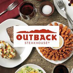 Free Blooming Onion at Outback 8/17/15