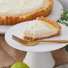Key Lime Pie - Thermomix Method