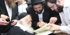 Rabbi Chaim Kanievsky has been giving clear and unequivocal messages recently that the coming of the Messiah is imminent.