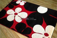 Pom Pom Crafts, Black Rug, Gd, Decoration, Carpets, Macrame, Stencils, Kids Rugs, Sewing
