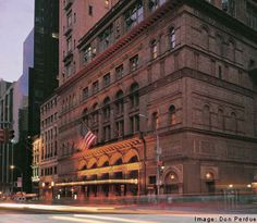 The Amazing Carnegie Hall