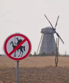 Prohibido....
