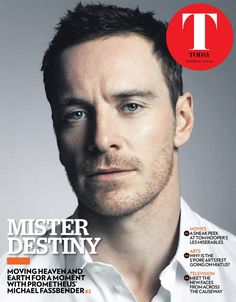 sigh drool swoon faint...  what are reactions that Michael Fassbender causes that you are not afraid to admit to strangers on pinterest. ^_^