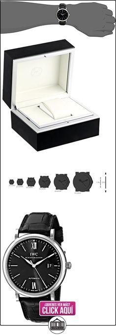 IWC IW356502 - Reloj para hombres  ✿ Relojes para hombre - (Lujo) ✿ ▬► Ver oferta: https://comprar.io/goto/B006LYZ7WU