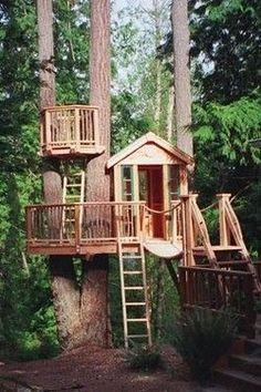 Crow's nest idea is cute