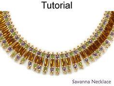 Bugle Beads Necklace Tutorial DIY Jewelry Making Beading Pattern Maxi Collar, Beaded Collar, Jewelry Patterns, Beading Patterns, Loom Patterns, Embroidery Patterns, Jewelry Ideas, Knitting Patterns, Necklace Tutorial