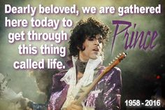This is what it sounds like when doves cry. RIP Prince.