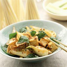 Paksoi mit Tofu   Zeit: 1 Std. 15 Min.   http://eatsmarter.de/rezepte/paksoi-mit-tofu