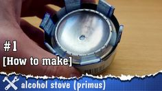 Hi! This project is about making alcohol primus stove of soda tin cans. It as easy to make as perfect it works! Super cheap, compact, nice-looking, this hand...
