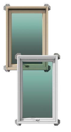 Okna z drewna, czy z PCV? Dopasujcie ich wygląd do estetyki pomieszczenia, w którym się znajdą. Drewniane będą ciekawym podkreśleniem domu, a PCV zawsze sprawdzą się w blokach i biurowcach.