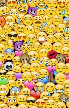 Wallpaper, emojis, and emoji resmi fond ecran cool, image fond ecran, trop