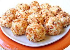 Orange Cream Cheese Balls
