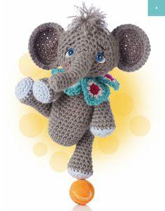 crochet animals 1