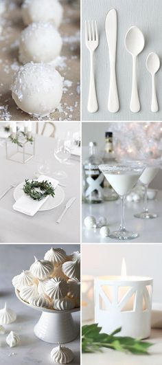 Throw An All White Party With These Ideas For Food And pertaining to All White Decorations For Party - Best Home & Party Decoration Ideas Winter Wonderland Decorations, White Party Decorations, Winter Wonderland Party, Decoration Table, White Party Foods, All White Party, Cloud Party, Winter Onederland, Halloween Party Kostüm