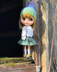 "605 Likes, 28 Comments - @erregiro on Instagram: ""No more broken dreams! #erregiro #erregirodolls #blythe #doll #boneca #muñeca #custom #blythedoll…"""