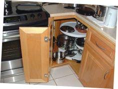 Wonderful #Kitchen #Storage #Racks On The Corner Of Kitchen Cabinets Pictures Of Kitchen Storage Racks