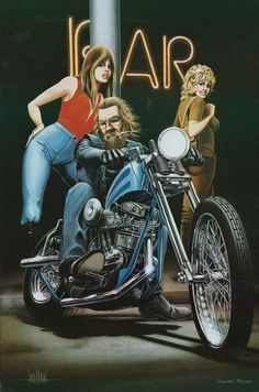 1108 best david mann biker art made by a biker images on
