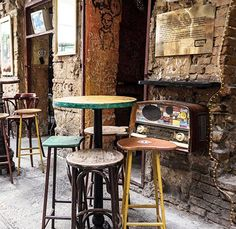 In Budapest's seventh district, 'ruin pubs' like Szimpla Ker filled with vintage furniture and curiosities have transformed the area into the trendiest spot in town.