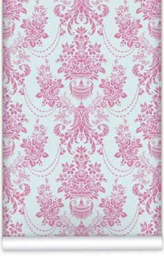 floral damask wallpaper thibaut