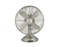 Hunter 12-Inch Table Fan, Remodelista -  list of retro-inspired fans