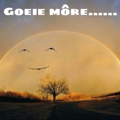 Smiling face somewhere over the rainbow