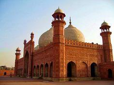 Badshahi (Imperial) Mosque - Lahore, Pakistan