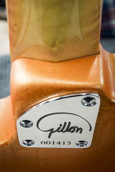 Gillon luthier aprico-T telecaster style.
