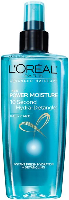 L'Oreal Paris Advanced Haircare Power Moisture 10 Second Hydra Detangler