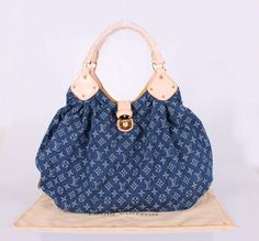 Louis Vuitton Handbags M95515 Blue