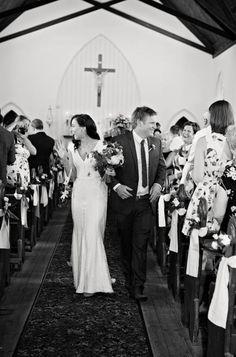 Beautiful Farm Wedding, Country Victoria #countrywedding #bride #groom #groomsmen #bridesmaids #weddingphotos #weddingflowers #church #chapel #married #weddinginspiration #bridalportraits  See more at www.leahladson.com