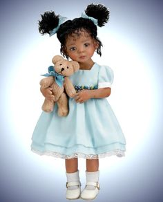 Baby Dolls and Child Dolls - carosta.com - My Forever Friend Child Doll Collection