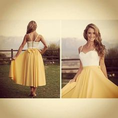 Hair Dos, Hare, Backless, Bridesmaid Dresses, Characters, Yellow, Quotes, Outfits, Beauty
