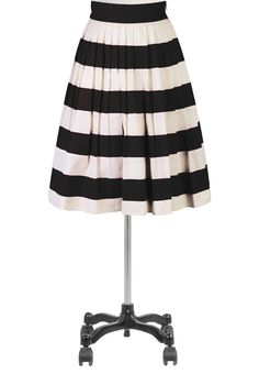 Beautiful Skirt , Skirts And Dresses Shop women's designer clothing | Shop for Women's Stylish Skirt | Women's Long Skirt | Women's Black Skirt | | eShakti.com #Nautical #stripes #skirts