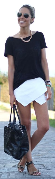 Been seeing this style skirt everywhere , I really like it .