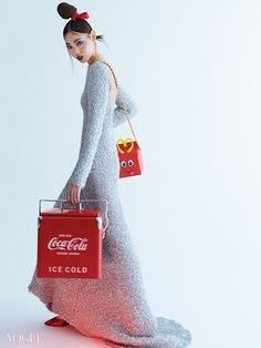 Fashion editorial | fashion photography | Vogue Korea | Moschino