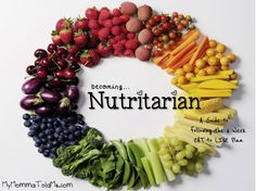 "Becoming Nutritarian: The ""Eat to Live"" 6 Week Plan 