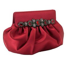 Handbags And Clutches If you are going clubbing Red Clutch, Clutch Purse, Red Purses, Purses And Handbags, Handbag Tutorial, Beaded Purses, Looks Style, Handmade Bags, Beautiful Bags