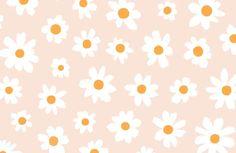 Cute Laptop Wallpaper, Wallpaper Notebook, Macbook Wallpaper, Cute Patterns Wallpaper, Iphone Background Wallpaper, Laptop Backgrounds, Wallpaper For Computer, Daisy Background, Cute Tumblr Wallpaper