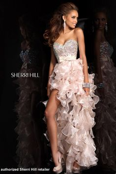 Sherri Hill Spring 2013 My favorite dress ever!!