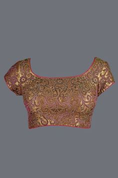 heavy embroidery choli blouse