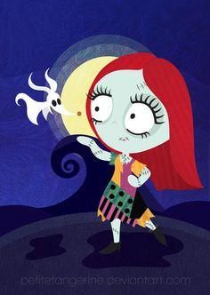 *ZERO & SALLY ~ The Nightmare before Christmas