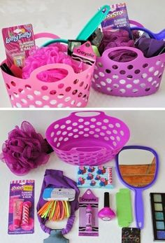 Learn How to Make Cheap and Easy Gift Baskets for Family and Friends - . Learn How to Make Cheap and Easy Gift Baskets for Family and Friends – Diy Christmas Baskets, Homemade Christmas Gifts, Homemade Gifts, Christmas Diy, Homemade Gift Baskets, Diy Christmas Gifts For Kids, Family Gift Baskets, Themed Gift Baskets, Cute Birthday Gift