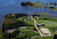 Le Village Historique Pubnico, Nova Scotia Relive Acadian culture