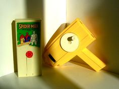 Fisher Price Movie Viewer:  I LOVED this thing!