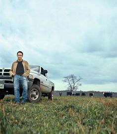 Dave Matthews is not only a great musician, but also a great person.  He lives on a farm!