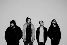 """In a proverbial """"passing of the torch"""", acclaimed metalcore band Silent Planet have just premiered a new song, """"Psychescape"""", off their new album Everything Was Sound. The song features Underoath's Spencer Chamberlain, and you can bet the uproar from the song is... #everythingwassound #silentplanet"""