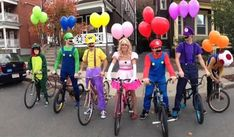 group halloween costume ideas- CLICK TO SEE MORE!