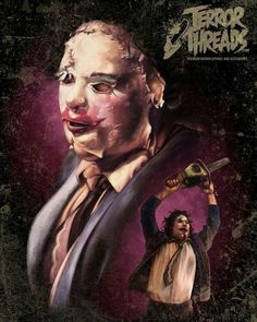 All Horror Movies, Scary Movies, Horror Film, Horror Merch, Horror Villains, Horror Artwork, Texas Chainsaw Massacre, Slasher Movies, Horror Monsters