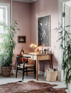 A stylish, functional home office is easier to achieve than you think. See Homes to Love's top tips on how to create your dream at-home work space