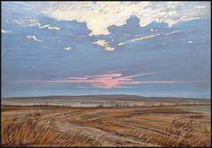 SUNSET ABOVE THE HILLS OF CRIMEA by Badusev on DeviantArt